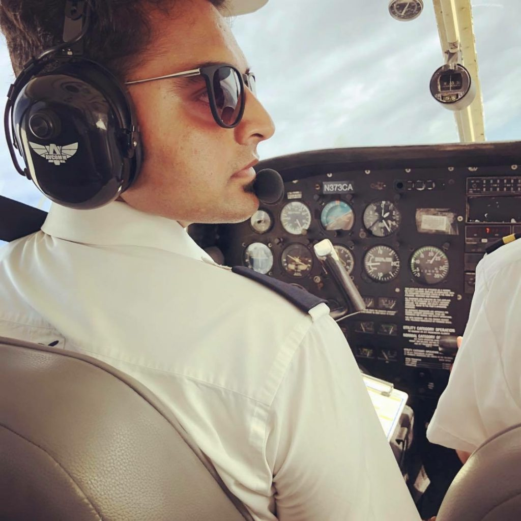 Pilot training in USA
