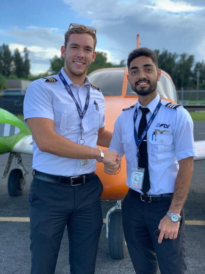 Commercial Pilot training School
